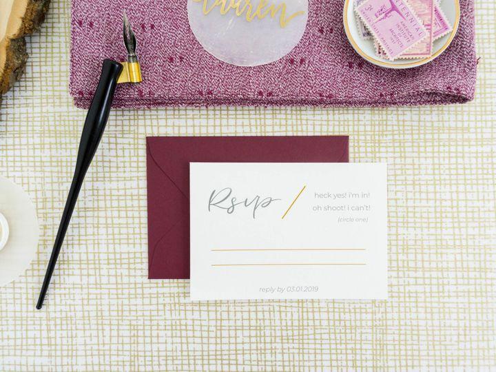 Tmx Love Fern Good 0069 51 1000231 Seattle, Washington wedding invitation