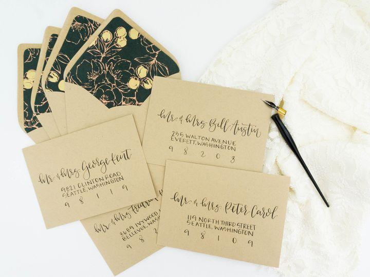 Tmx Love Fern Good 0073 51 1000231 Seattle, Washington wedding invitation