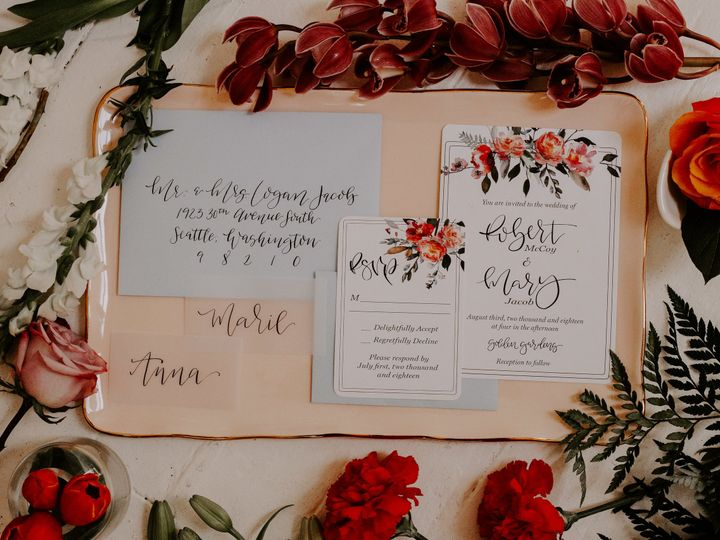 Tmx Loveferndesign 7271 51 1000231 Seattle, Washington wedding invitation