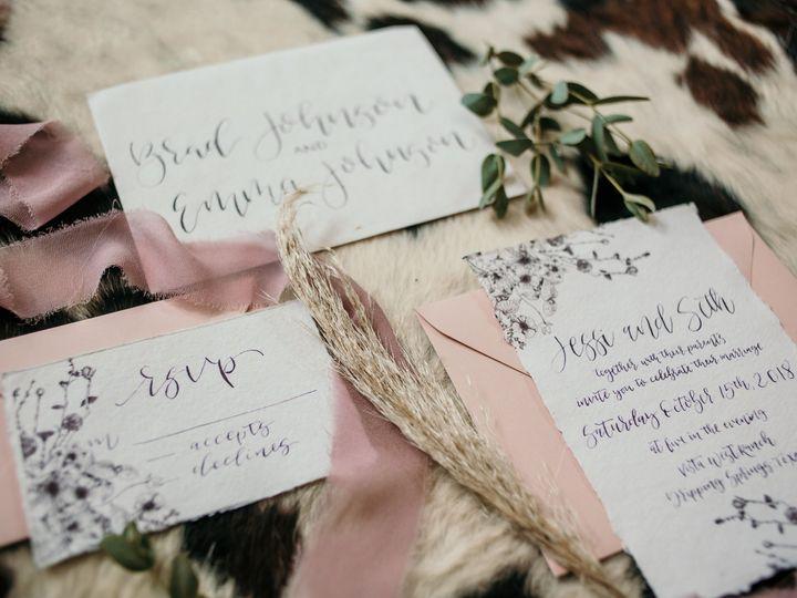 Tmx Vista West Ranch 3 51 1000231 Seattle, Washington wedding invitation