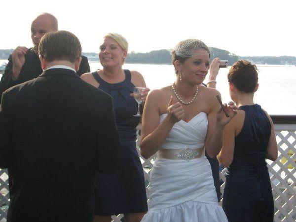 Tmx 1288371091422 StephaineandJamesweddingII Bayonne, New Jersey wedding favor