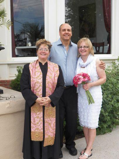 Rev. Gwen in Los Lunas
