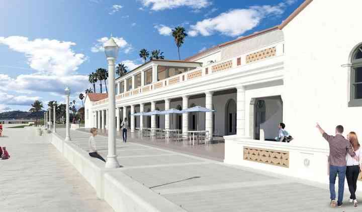 Cabrillo Pavilion