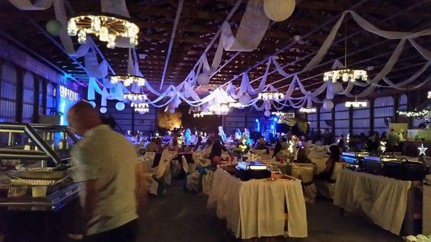 Round Em Up Ranch Venue Clio Mi Weddingwire