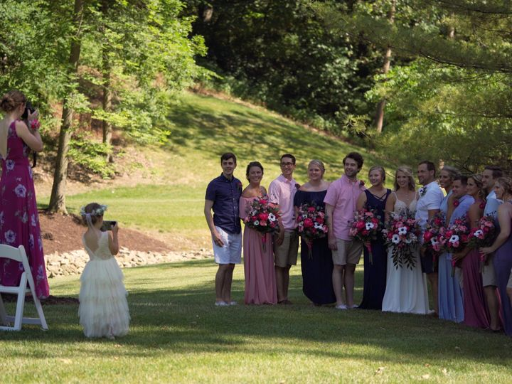 Tmx Connor Wedding Group Shot 51 1891231 160057460333501 Whitestown, IN wedding videography