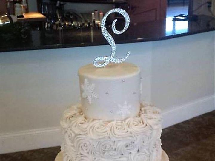 Tmx 1453766016546 Puppy On Cake Middlefield, CT wedding cake