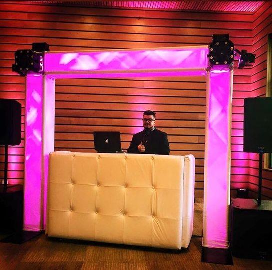 lumen events plan white booth