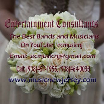 We only hire the finest musicians and bands.  You are invited to view our bands and ceremony...