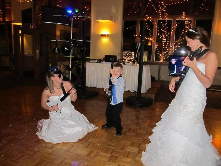 Tmx 1372295839668 Wedding At Hunter Mountain 10 10 12 Rensselaer wedding dj