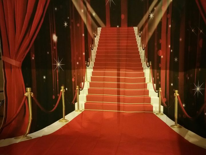 Tmx 1476825047341 Red Carpet Backdrop Rensselaer wedding dj