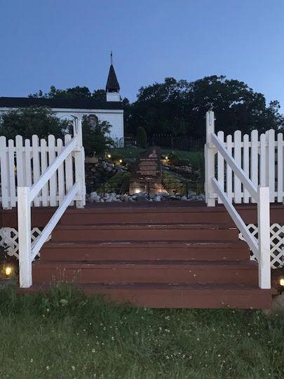 Church Deck