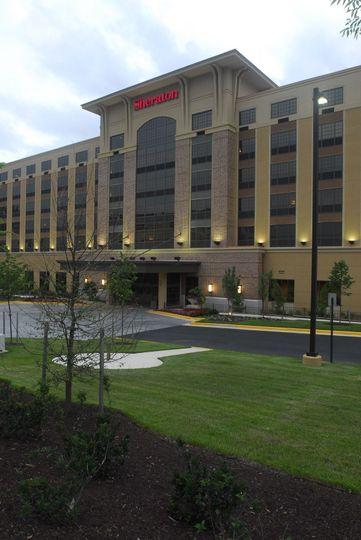 Sheraton Baltimore Washington Hotel