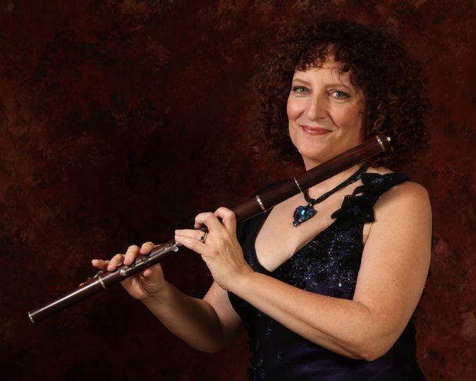 Elise Kress: Celtic flute