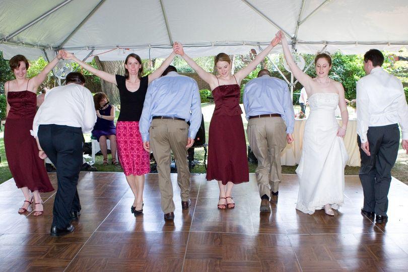 Have a Ceilidh dance!