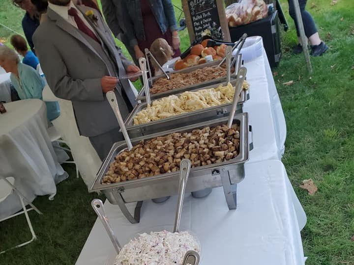 Tmx Catering5 51 1946231 159710638387045 Wayland, NY wedding catering