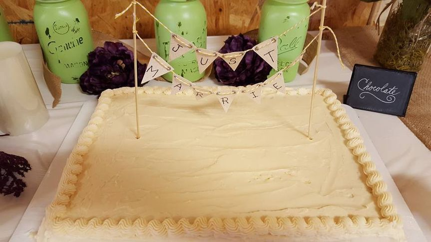 Simply Sweet - Wedding Cake - Mc Farland, KS - WeddingWire