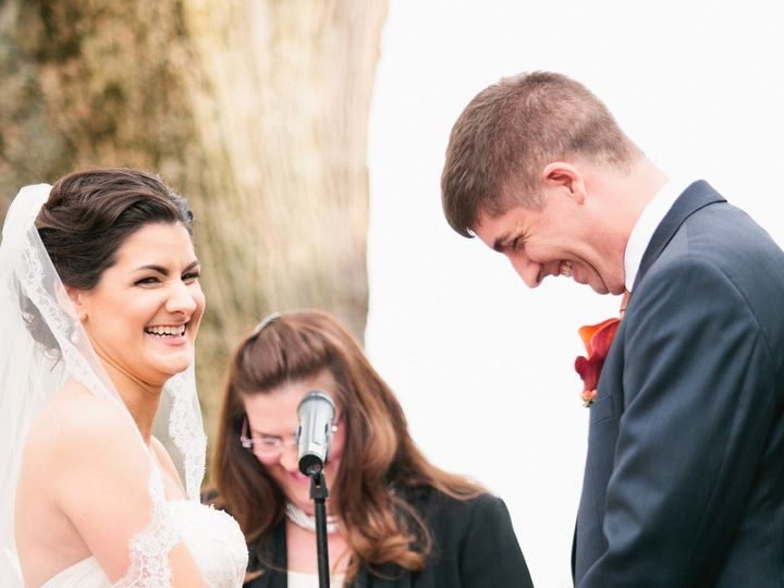 Tmx 1468196014197 Sean Lauren Married Ceremony 0139 Newark, Delaware wedding officiant
