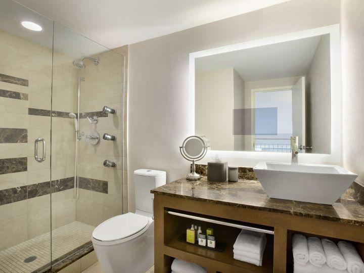 Tmx 1507822551650 Bossbloftsuiteupperbathroom Allston, MA wedding venue