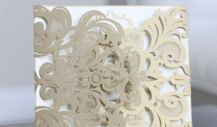 Laced Paper Designs