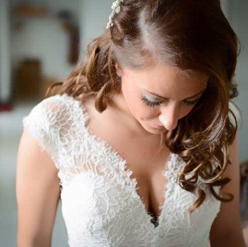 Tmx 1476715636301 Ashley Bridal2 Indiana wedding dress