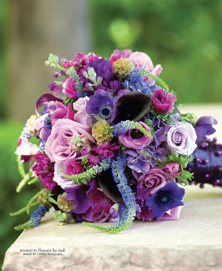 Wedding Wire Flowers