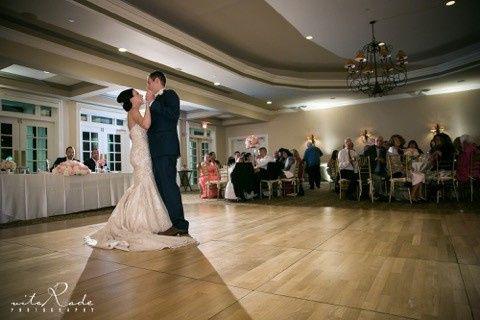 Tmx 1443798180543 First Dance Lake Zurich wedding venue