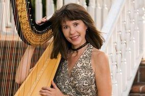 Harpist Catherine Way ~ HarpStrings Inc