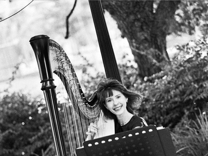 Tmx 1374607447683 Pat Tinkley Harp Pic Winter Park, FL wedding ceremonymusic