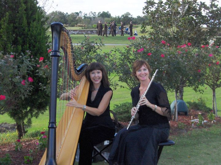 Tmx 1469198692110 Harp  Flute Duet   Royal Crest Room Winter Park, FL wedding ceremonymusic