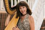Harpist Catherine Way ~ HarpStrings Inc image