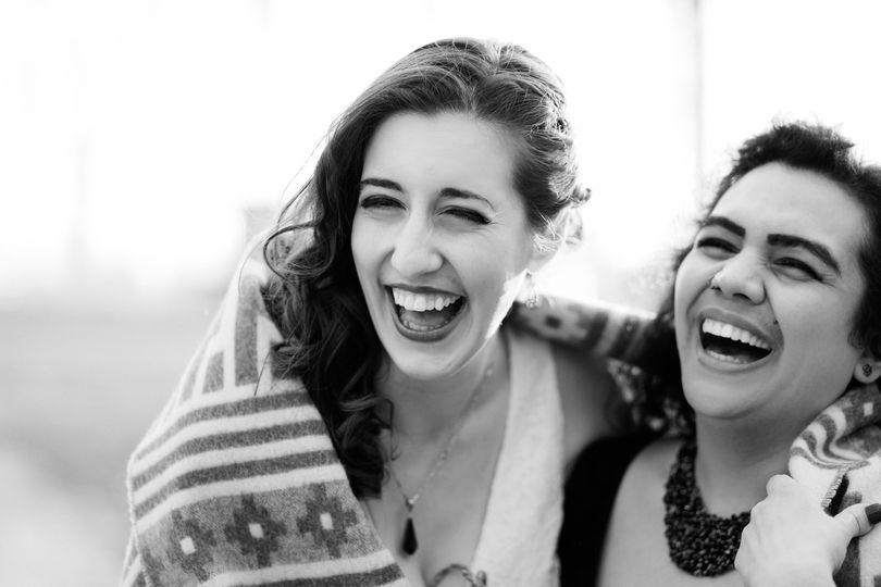 Rachel and Michelle
