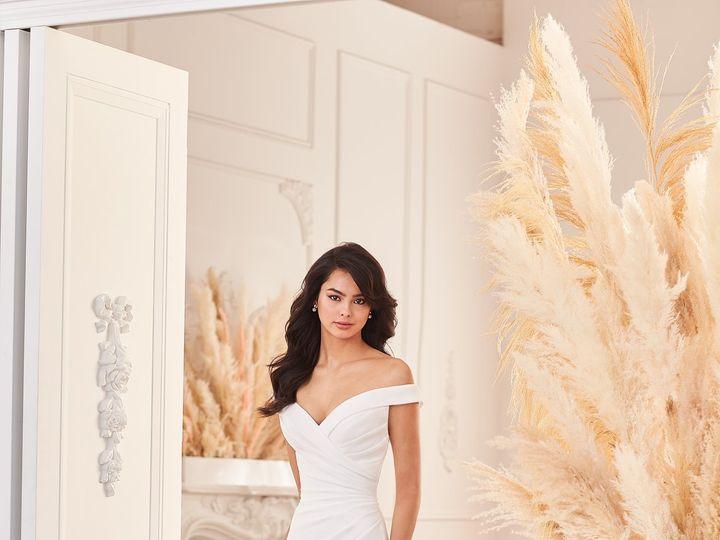 Tmx New Style Paloma Front 51 1952331 162025220375535 Gaithersburg, MD wedding dress