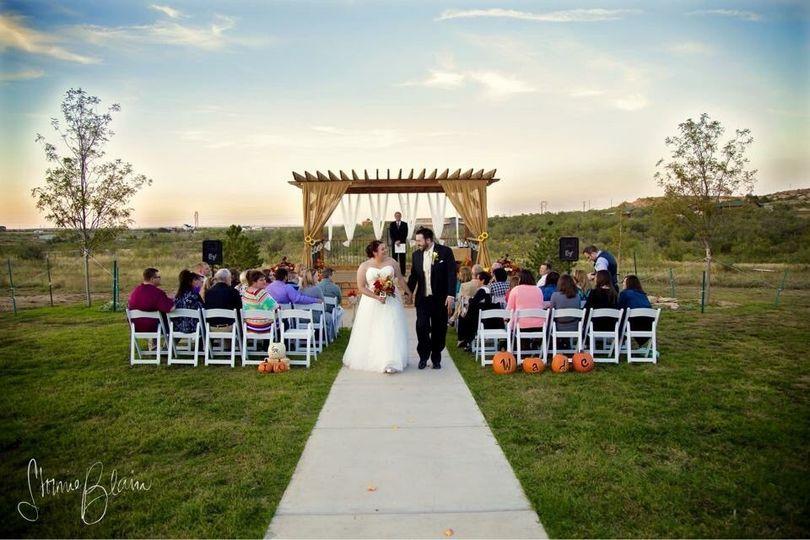 Wedding recessional