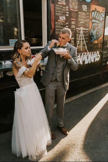 Navy Pier Chicago Wedding