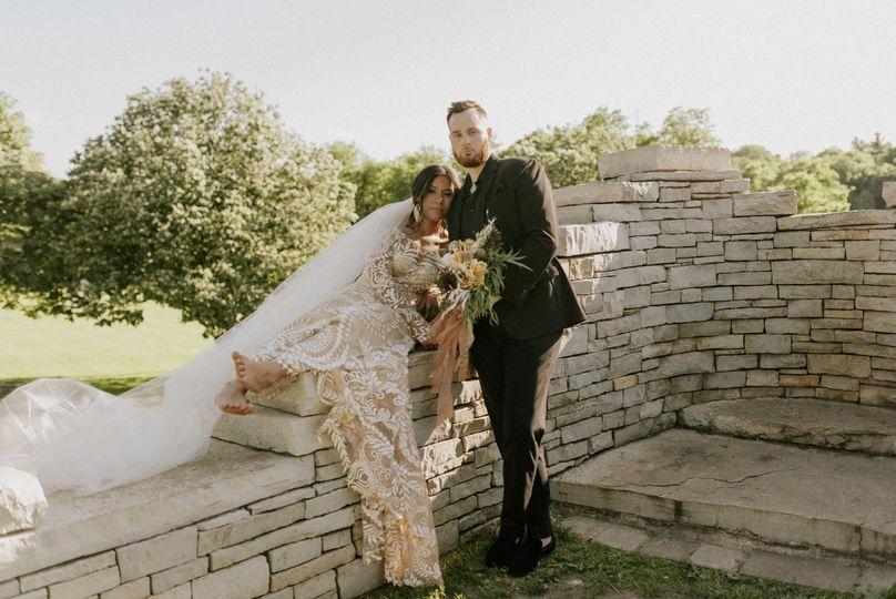 Intimate Ohio Wedding