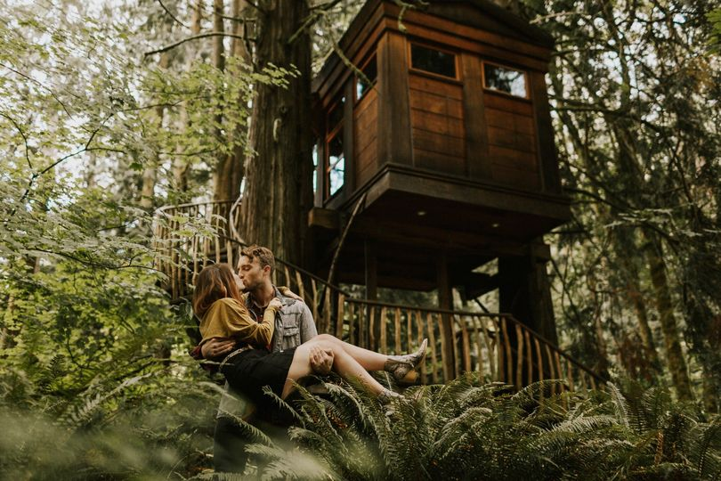 Tree House Point, Washington