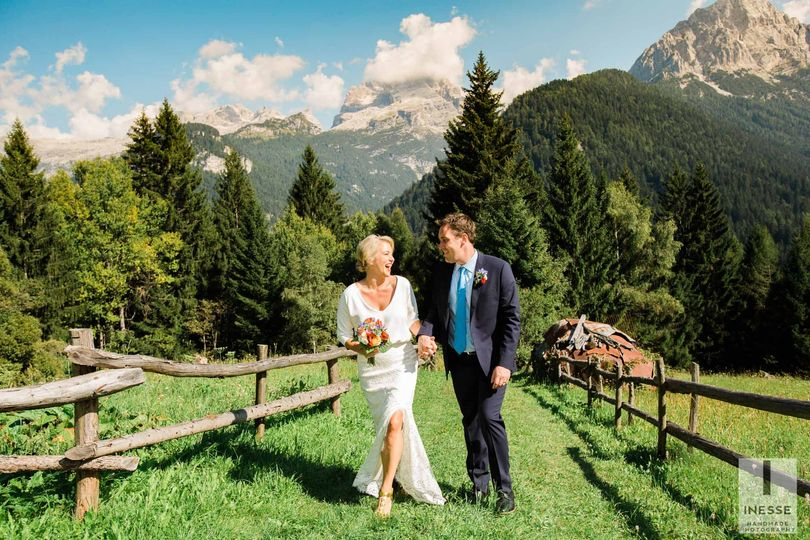 Dolomites,Madonna di Campiglio