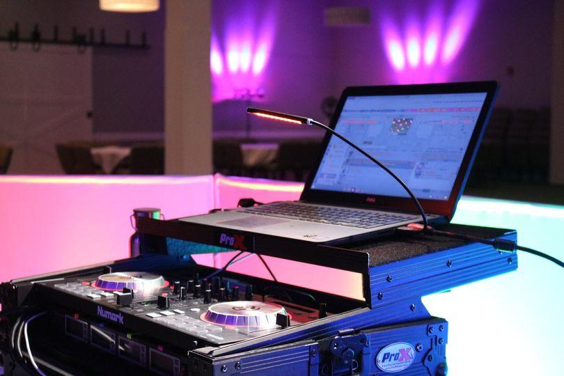 DJ Deck