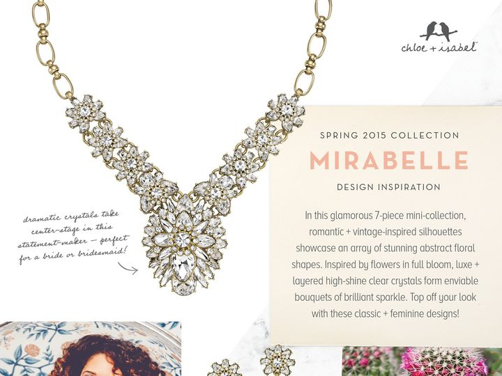 Tmx 1433009245919 Desert Blooms Inspo Poster6 Saint Louis, MO wedding jewelry