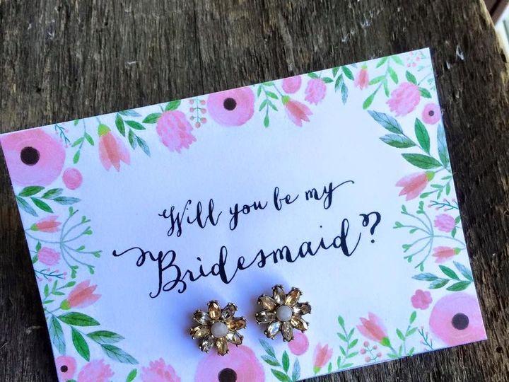 Tmx 1435694294651 Bridesmaid Will You Saint Louis, MO wedding jewelry
