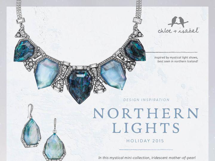 Tmx 1447272998769 Northern Lights Inspiration Saint Louis, MO wedding jewelry