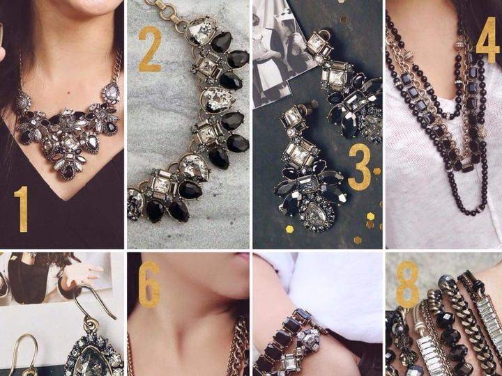 Tmx 1454014074666 Midnight Palace Voting Pieces Saint Louis, MO wedding jewelry