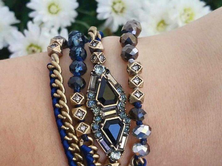 Tmx 1454014120139 Monarch Blue Wrap Saint Louis, MO wedding jewelry