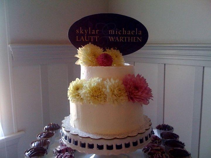 Tmx 1360769050486 Photo36 Orland wedding cake