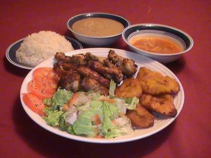 Caribbean Complete Meal