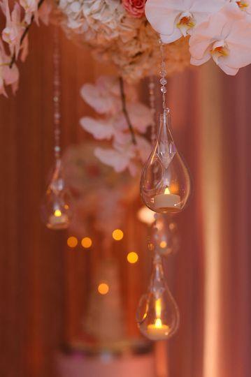 Sample hanging decor