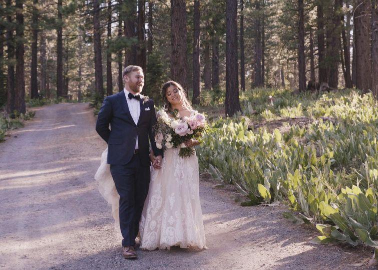 Sierraville Wedding
