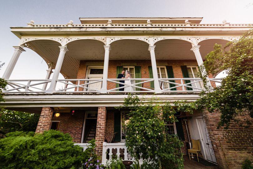 Mackay Mansion - Virginia City
