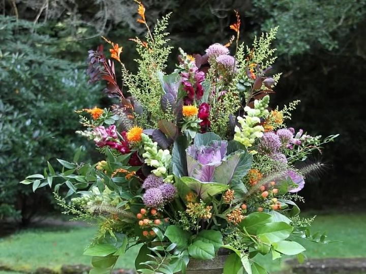 Tmx 1503603658196 Sasha Kassie Altar Asheville, North Carolina wedding florist