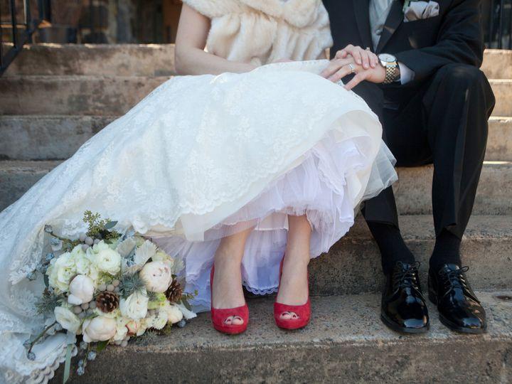 Tmx 1503603697457 Winter Bouquet Asheville, North Carolina wedding florist